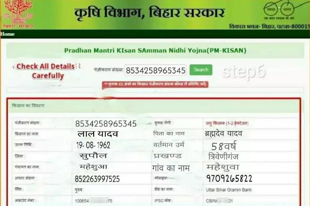 Pardhan mantri Kisan samman Nidhi Yojana