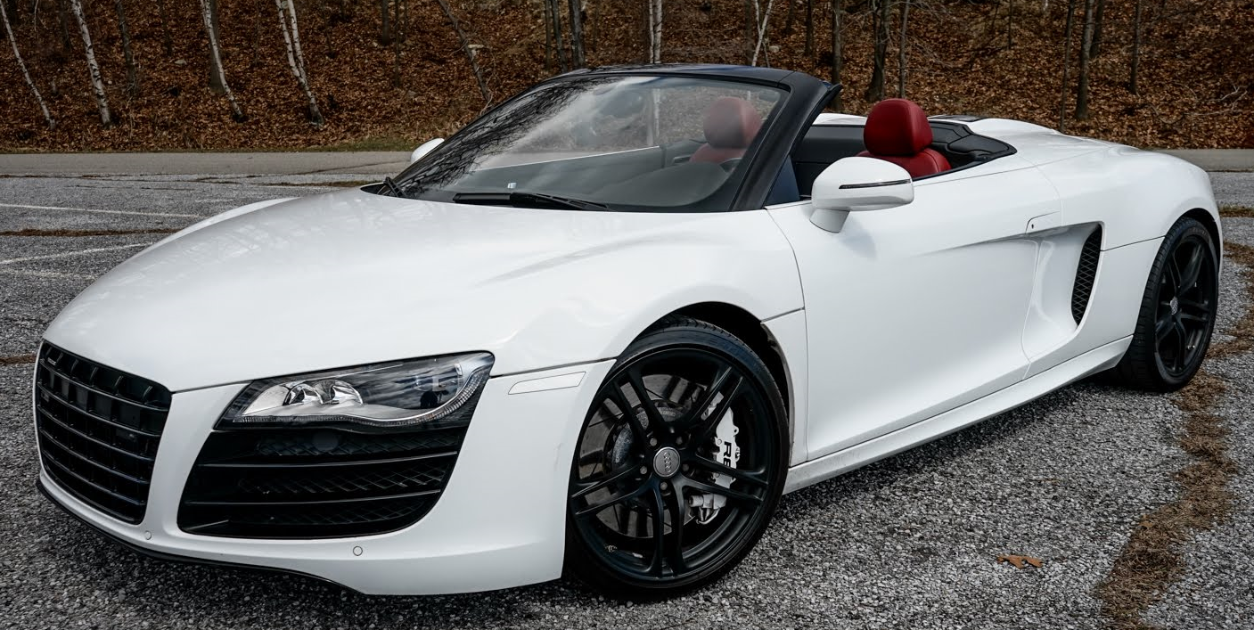 supercarworld audi r8 spyder. Black Bedroom Furniture Sets. Home Design Ideas