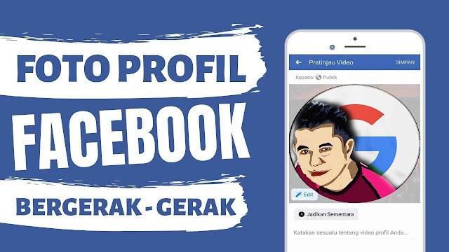 2 Cara Membuat Foto Profil Facebook Bergerak Di Android