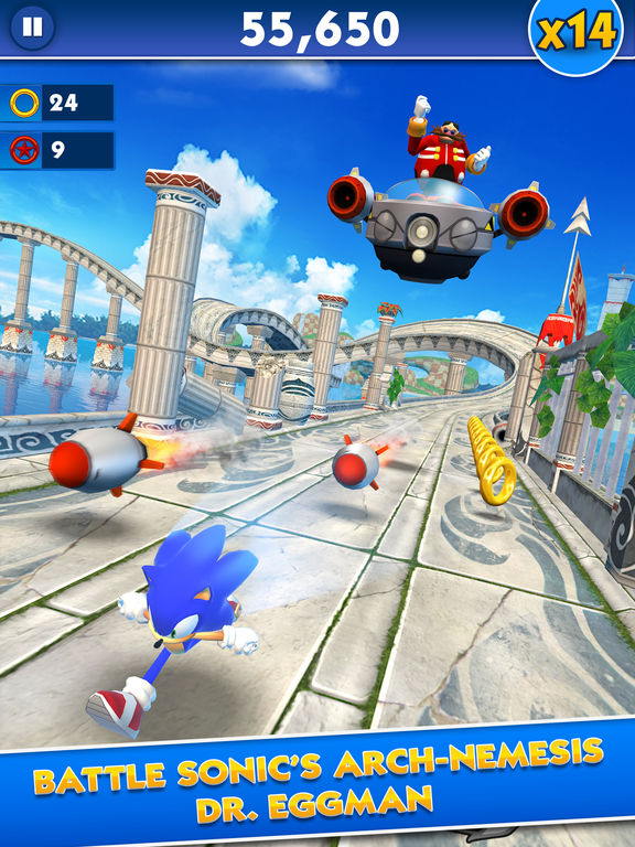 Sonic Dash 2: Sonic Boom Mod Full Money V1 7 15 For Android - Lopte