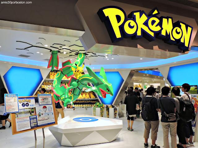 Pokemon Center SKYTREE TOWN en el Tokyo Skytree