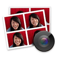 Photo Booth Icon Logo