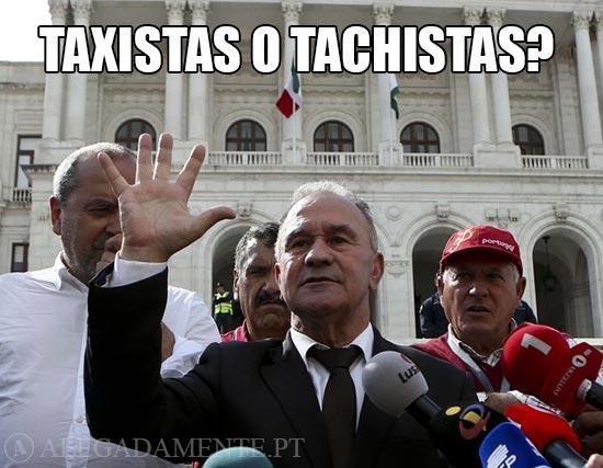 Imagem de Florêncio Almeida – Taxistas o Tachistas?