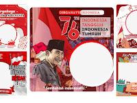 Kumpulan Twibon Hari Proklamasi Kemerdekaan Republik Indonesia Ke 76 Terbaru