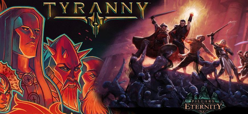 Tyranny and Pillars of Eternity