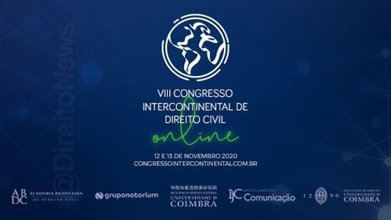 congresso direito civil autoridades 4 continentes