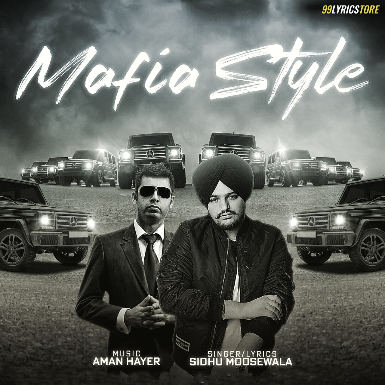 Mafia Style Punjabi Song Lyrics Sung by Sidhu Moose Wala
