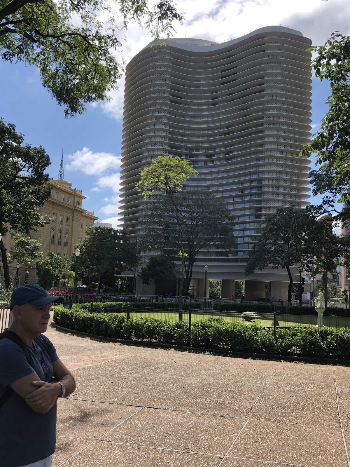 Edifício Niemeyer  - Belo Horizonte