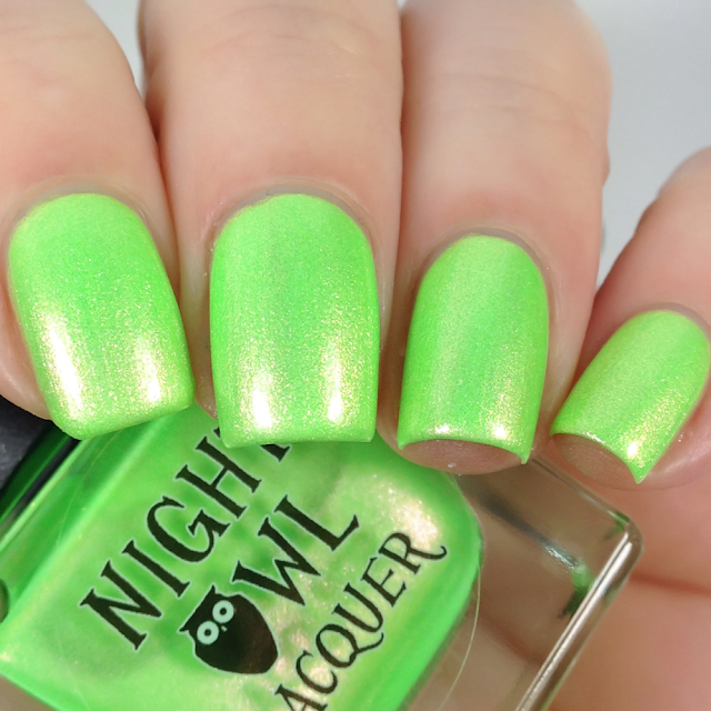 Night Owl Lacquer-Delightful