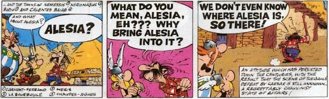 Alesia Asterix