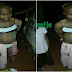 Man caught wearing 7-year-old girl's pant & bra for rituals at night In Lagos