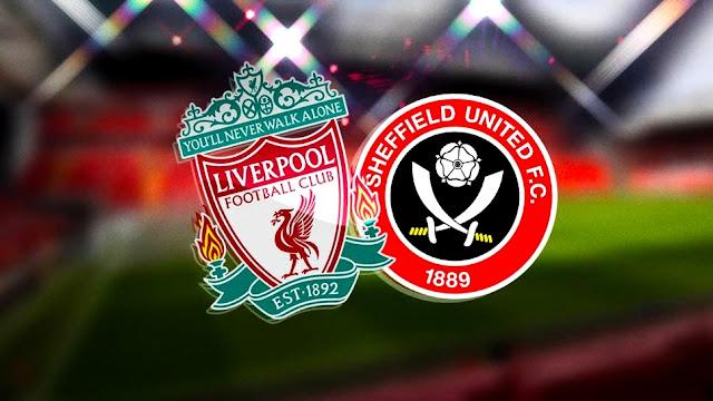 Liverpool vs Sheffield United Prediction Line-Ups