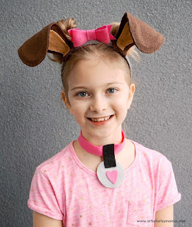 Easy Halloween Costume Ideas Dog Costume Fina