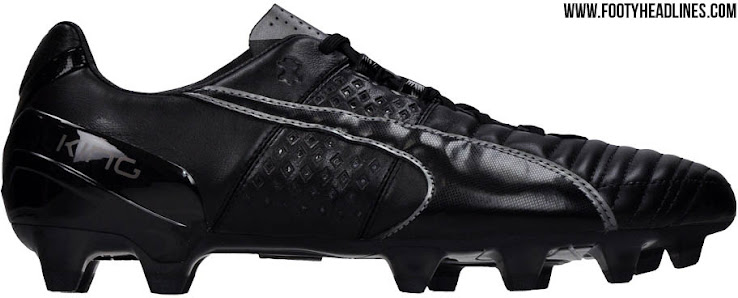 a367a9660 Blackout Puma King II - Black Silver ...