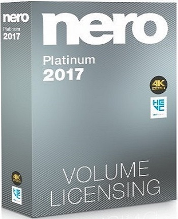 Nero 2017 Platinum 18.0.00300 VL poster box cover