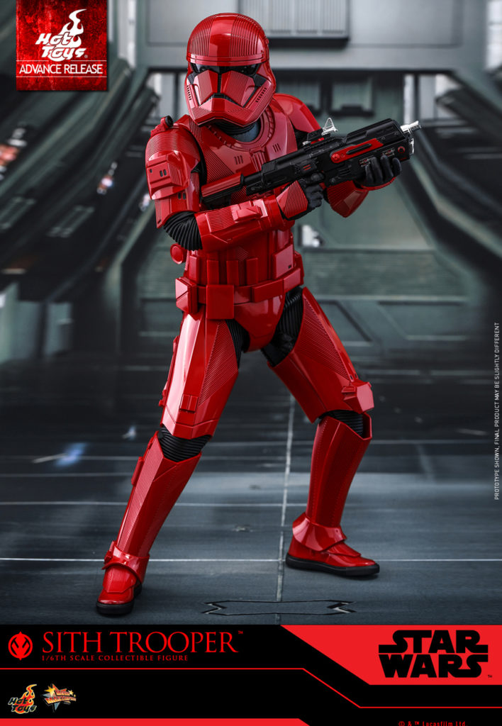 Sdcc The First Place Where You Can Buy New Sith Trooper From Star Wars Rise