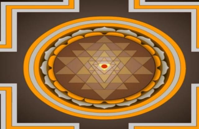 shri yantra images