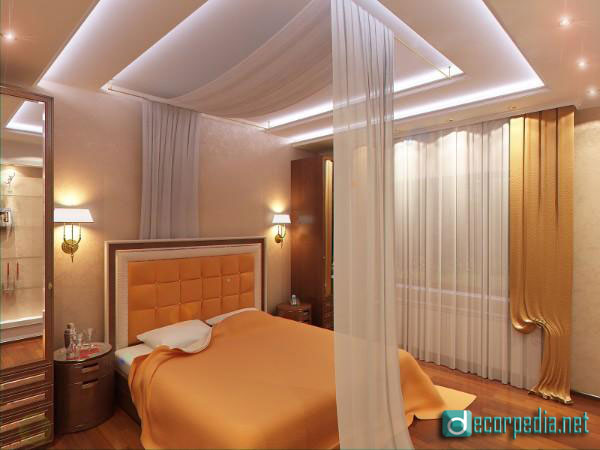 false ceiling 2019, best false ceiling designs ideas for bedroom, false ceiling with led lights