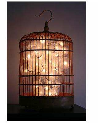 Sunshine On The Inside Halloween Happenings Bird Cage