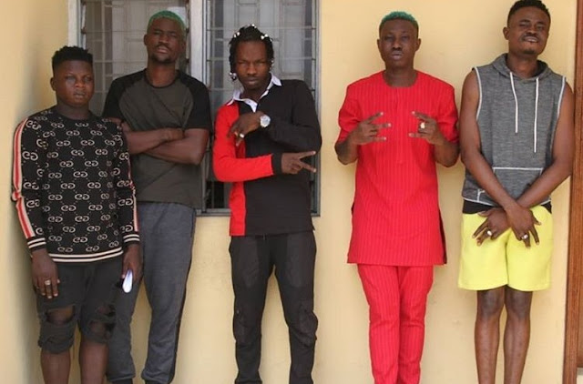 EFCC Gives Update On Naira Marley, Zlatan, Others' Arrest On Alleged Fraud, Says They Gave 'Useful' Information