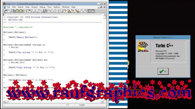 Turbo C Plus Plus v4.5 IDE Download
