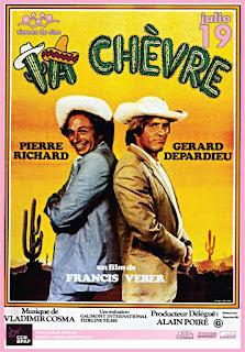 La chevre, inolvidable película de Pierre Richard y Gerard Depardieu