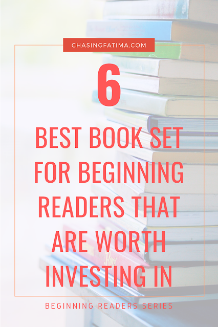 Best Book Set for Beginning readers that are worth investing in