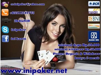 Image Result for  Inipoker Net Judi Domino 99 Online Terpercaya Indonesia  %>