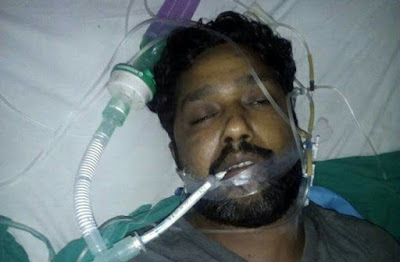 Suneel was hit by iron rods on his head, his ribs and bones were broken | Post-mortem Report