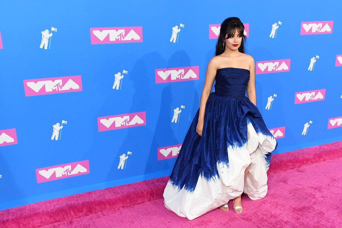 Camila Cabello - 2018 MTV VMAs