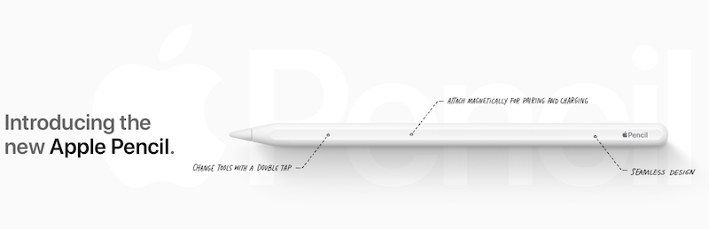 Apple Pencil (second generation)
