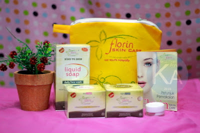 Paket Normal Florin Skin Care