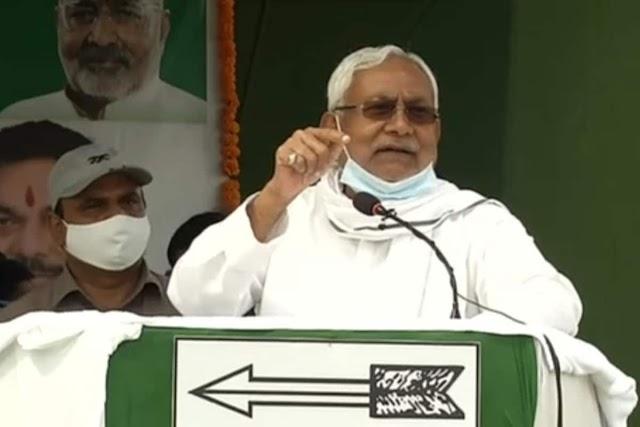 नीतीश कुमार ने तेजस्वी पर 'विरासत' खोद दी, चिराग पासवान ने विपक्षी दल के रूप में कहा कि सुशासन बाबू की लूट का पर्दाफाश