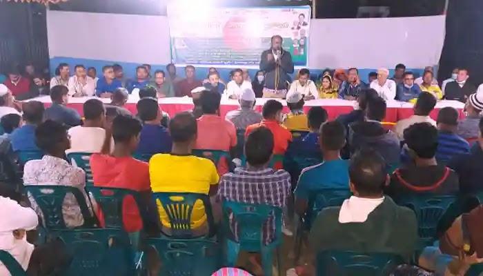 ইসলামপুরে ১ নং ওয়ার্ড যুবলীগের সম্মেলন অনুষ্ঠিত