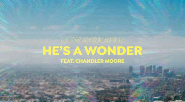 Audio: Israel Houghton Ft. Chandler Moore – He's A Wonder