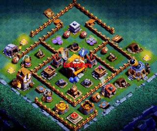 Base Aula Tukang Level 5 Anti Bintang 9
