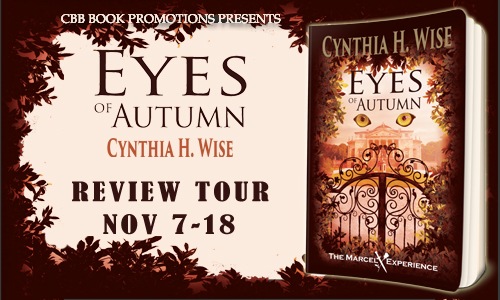 http://www.cbbbookpromotions.com/blog-tour-sign-up-eyes-of-autumn-by-cynthia-h-wise-nov-7-18/