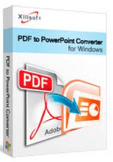 برنامج تحويل البى دى إف لبوربوينت Xilisoft PDF to PowerPoint Converter