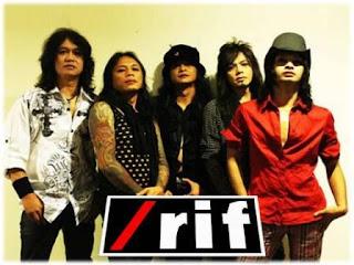 Lagu RIF Band
