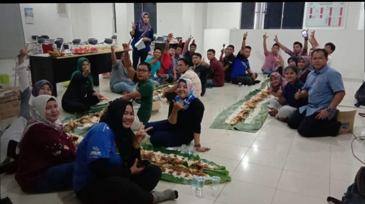 Makan Bersama MDS Alfa Scorpii Flamboyan