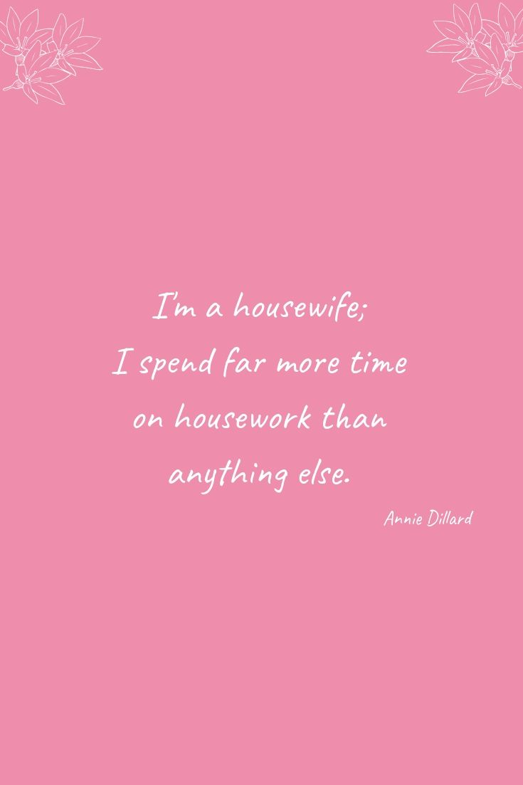 How To Get Housework Done In The School Holidays | I'm a housewife; I spend far more time on housework...