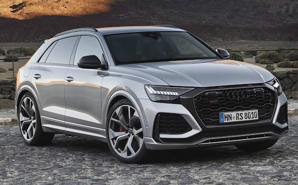 Audi planeja novo SUV elétrico Q8 e-tron para 2026