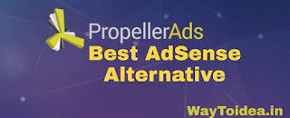 Propeller Ads review, best AdSense alternatives