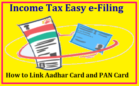 Link Aadhaar Card and PAN Card Link your Aadhaar with PAN using SMS or Income Tax E-filing portal | Link Aadhaar Card with PAN Card – Using SMS & E-filing Portal | Aadhaar-PAN linking | Know how to link your PAN card with Aadhaar card | How to link PAN Card with Aadhaar Card on Income Tax Department | How to Link PAN Card with Aadhaar UID for Income Tax e-Filing | e-facility to link Aadhaar with PAN launched | Link Aadhaar With PAN, Says Income Tax Department. What To Do | How to Link PAN Card with Aadhaar UID for Income Tax e-Filing /2017/06/how-to-link-pan-card-with-aadhaar-uid-income-tax-efiling.html