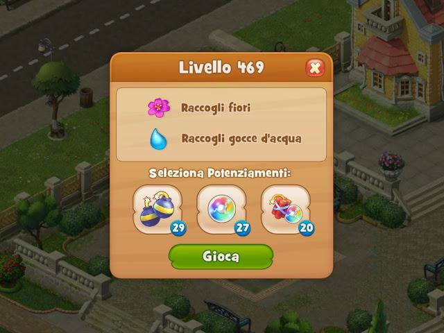 Gardenscapes guida italiana alla app livello