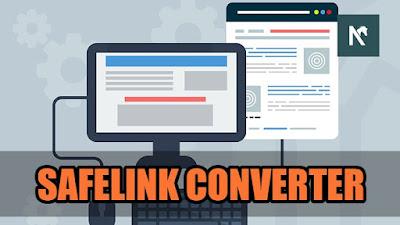 Cara Melewati Safelink Converter di Android Terbaru!