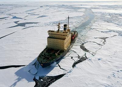 Να σπάσουμε τον πάγο!...