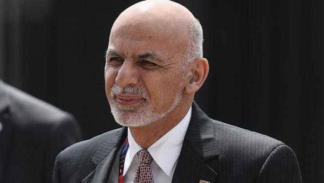 Jelaskan Alasan Kabur ke LN, Presiden Ghani Minta Maaf ke Rakyat Afghanistan