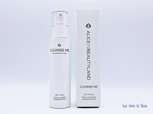 Cleanse Me aliceinbeautyland natural cosmetic cosmética beauty skincare limpieza facial belleza nicho