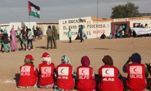 مساهمات مالية من الولايات المتحدة الامريكية، كندا، ألمانيا الإتحادية، النرويج، السويد وإيطاليا دعماً للاجئين الصحراويين.